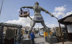 Carthagineses y Romanos comenzará con el encendido del Fuego Sagrado y el pregón de la alcaldesa