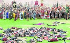 Tropas y legiones asaltan Cartagena