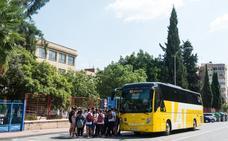 «Si estudias Bachillerato, no puedes subir al autobús»