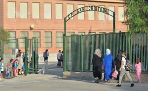 Los motivos tras la arabización del colegio San Cristóbal de Lorca