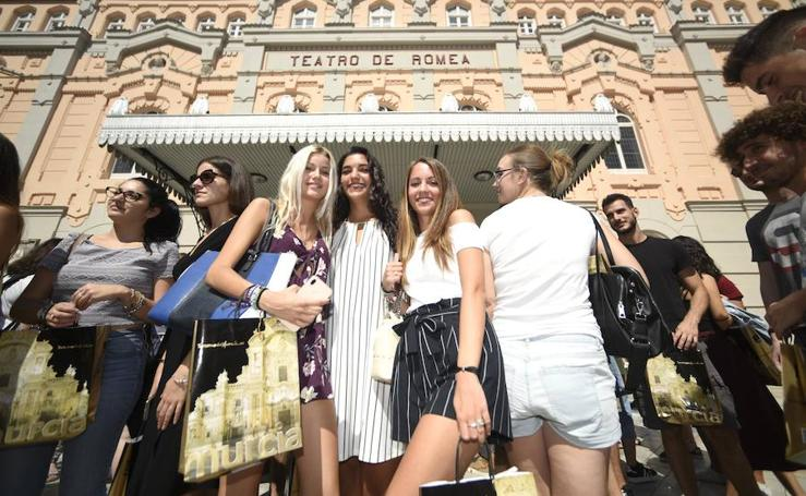La UMU da la bienvenida a casi mil alumnos extranjeros