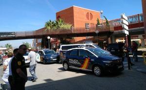 La toxicómana que quemó a la vecina de La Paz irá a prisión cuando reciba el alta