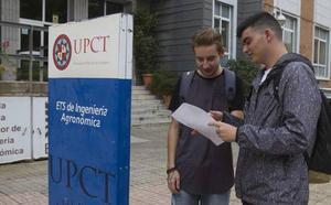 Abierto el plazo de preinscripción para los grados de la UPCT