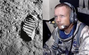 Armstrong, el hombre que no quería dejar huella