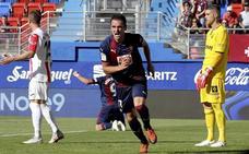 Kike García le da la victoria al Eibar