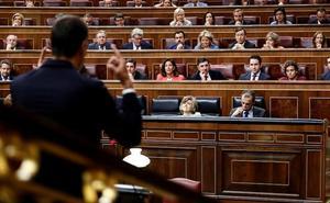 PP y Ciudadanos ponen ahora el foco en las dudas sobre la tesis de Sánchez