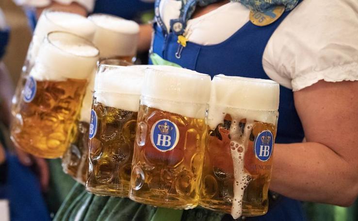 La mayor fiesta de la cerveza