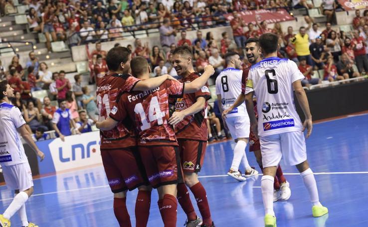 ElPozo sigue ganando (6-3)