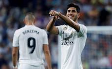 Asensio sale al rescate del Real Madrid