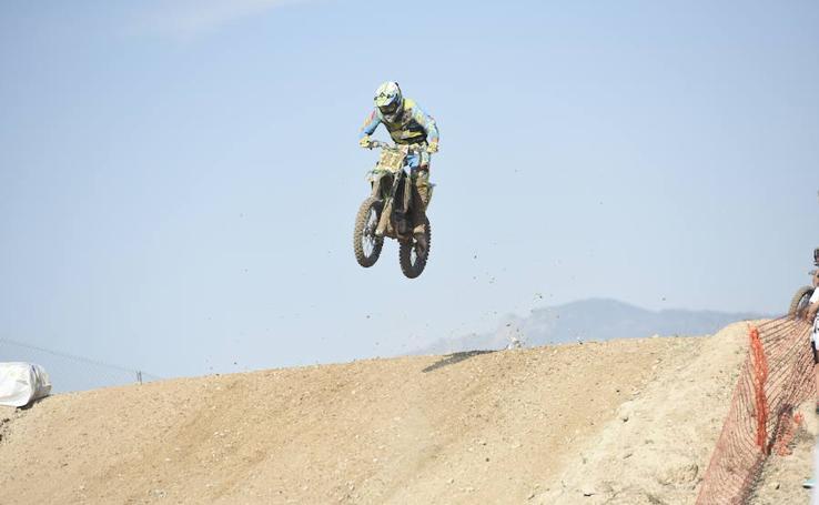 El motocross toma Molina
