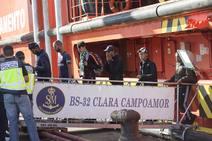 Interceptadas otras cinco pateras con 54 inmigrantes en la costa de Cartagena