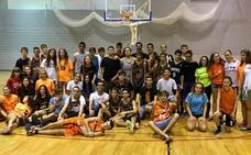 Maratón de baloncesto con la participación de 13 equipos en el IV Torneo Ciudad de Lorca
