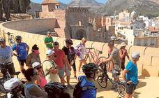 Ruta en bici para conocer la riqueza arqueológica