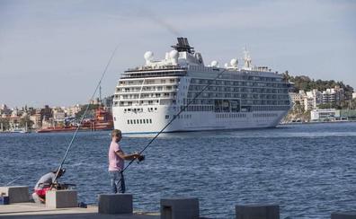 Cartagena recibe este miércoles a casi 7.000 cruceristas