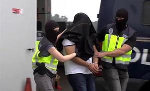 La Audiencia Nacional juzga a las 'brigadas' femeninas del Daesh