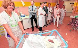 El Hospital Rafael Méndez contará con un segundo TAC y un nuevo mamógrafo