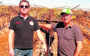 Juan Carreño y Manuel Tornel: Estos hombres nos dieron las uvas