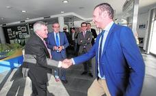 Empresarios avalistas destinan veinte millones al impulso de nuevos negocios en la comarca
