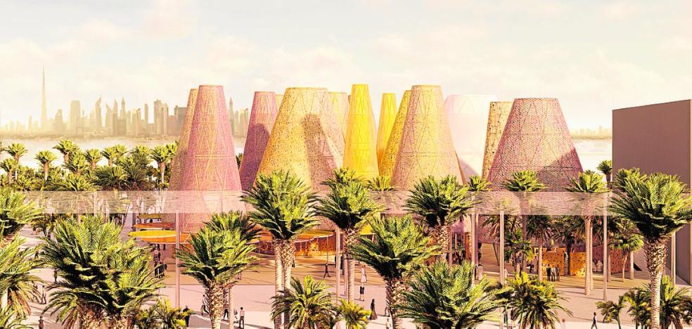 El estudio del cartagenero Andrés Cánovas diseñará el Pabellón de España en Dubái