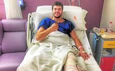 Todorovic, operado con éxito, no volverá a jugar antes de seis meses