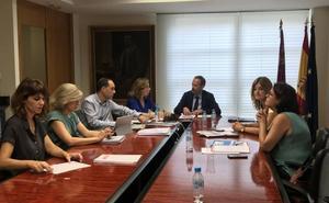 Javier Celdrán anima a los empresarios a subir los sueldos a los trabajadores