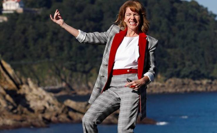 La murciana Eva Llorach deja huella en el Festival de San Sebastián