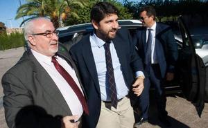 Mendoza carga contra el Gobierno de Miras por tener «estrangulada» a la UCAM