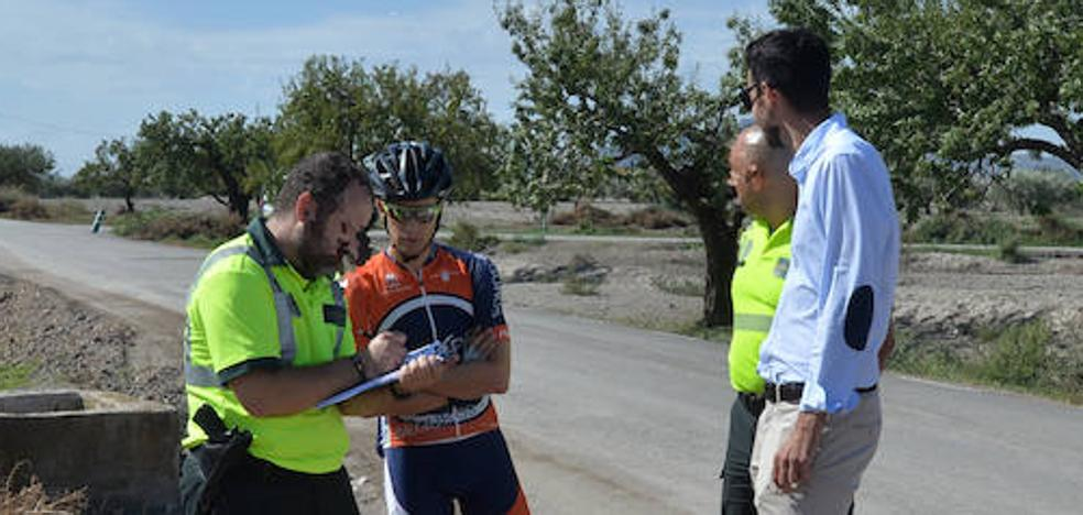 Uno de los ciclistas arrollados en Lorca ingresa en la UCI y a otro estudian intervenirlo