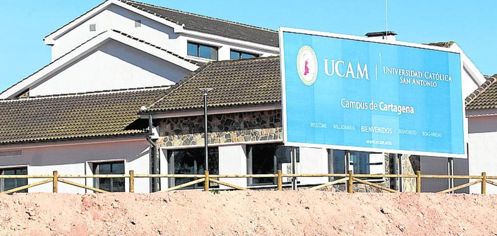 La UCAM suprime el máster de la Abogacía en Cartagena y obliga a los nuevos letrados a desplazarse
