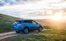 Promoción de hasta 5.000 euros de descuento en Toyota