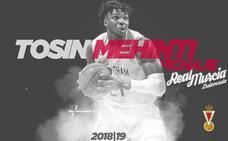Musoko causa baja en el Real Murcia Baloncesto y lo sustituye Mehinti