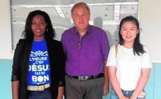 Trabajos de fin de máster de alumnas de la UPCT de Costa de Marfil y China