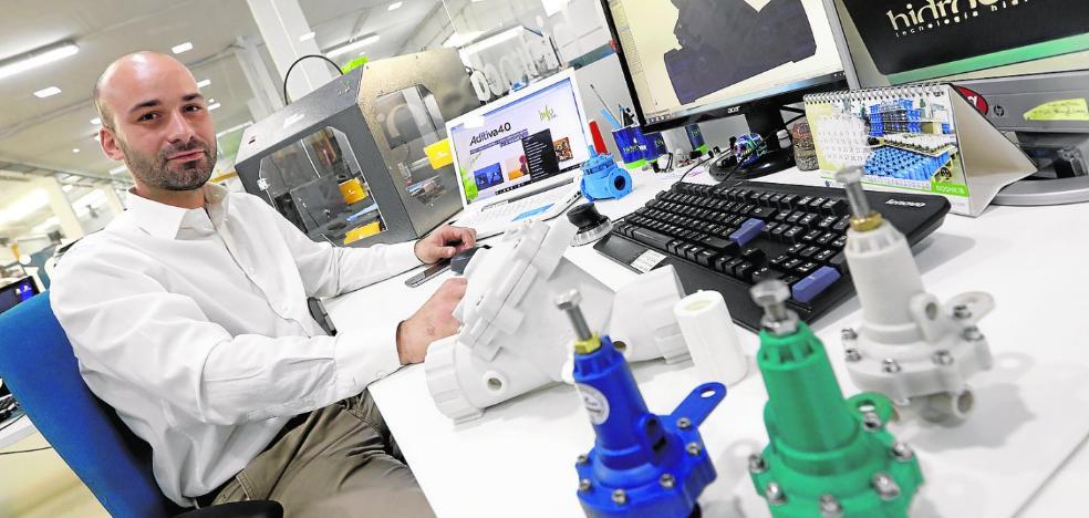 Medio centenar de empresas aplican ya la impresión 3D industrial en la Región