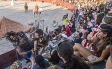 Duelos en la arena del Gran Circo para despedir las fiestas
