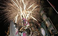 Tropas y legiones despiden los festejos con el circo y el apagado del Fuego Sagrado