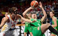 La murciana Laura Gil no podrá luchar por el oro en el Mundial