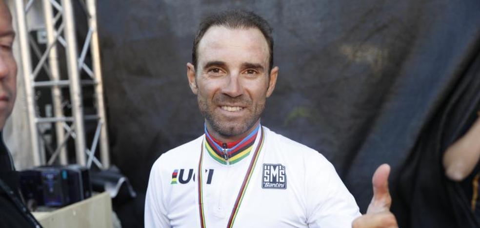 Valverde, hasta los 40