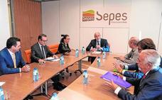 Sepes abarata la 'entrada' a la Comunidad para que compre el suelo de la ZAL