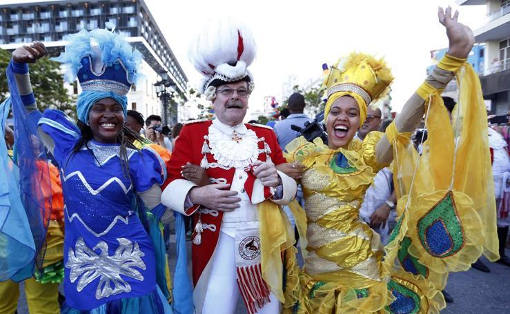 Unidos por el Carnaval