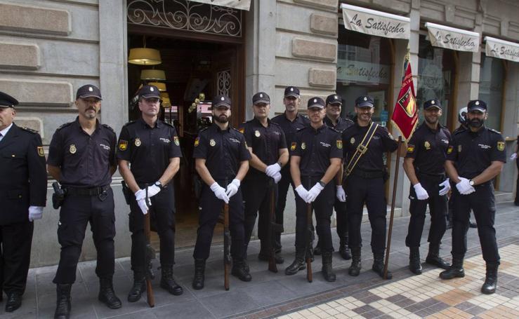 Refuerzo policial en barrios de Cartagena