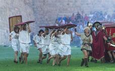 Las Fiestas de Carthagineses y Romanos crecen según el día