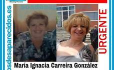Encuentran en Santo Ángel a la mujer desaparecida en Totana a finales de agosto