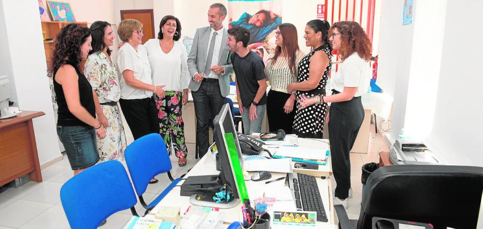 Unicef estrena su nueva sede en Alberto Sevilla