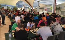 Cita doble con el ajedrez en los Juegos del Guadalentín