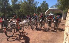 82 'bikers' compiten en el Trofeo Interescuelas de MTB celebrado en Los Cipreses