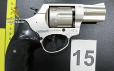 Arrestado en San Pedro un experimentado delincuente por tenencia ilícita de armas