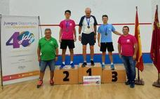El squash regresa a los Juegos del Guadalentín