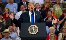 Trump reconforta a los hombres resentidos con el #MeToo