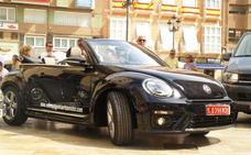 Concentración de vehículos Volkswagen clásicos en la Cartago Van & Bug con Huertas Motor