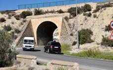 El Ministerio financiará el 75% de la ampliación del puente del Asensao de Cieza